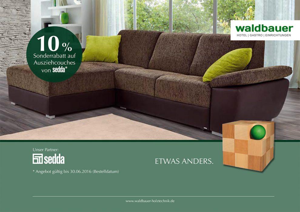Waldbauer Angebot Sedda Couch