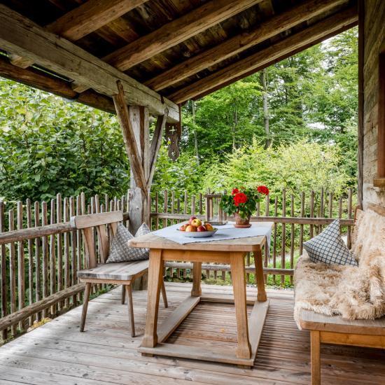 Bayerwaldresort Hüttenhof - Luxus-Chalets - Waldbauer Hotel- und Gastroeinrichtungen-10