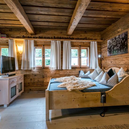 Bayerwaldresort Hüttenhof - Luxus-Chalets - Waldbauer Hotel- und Gastroeinrichtungen-6