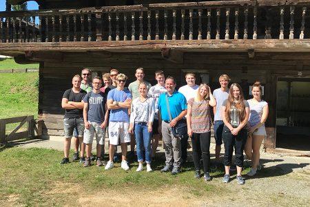 Lehrlingsausflug 2017 - Waldbauer