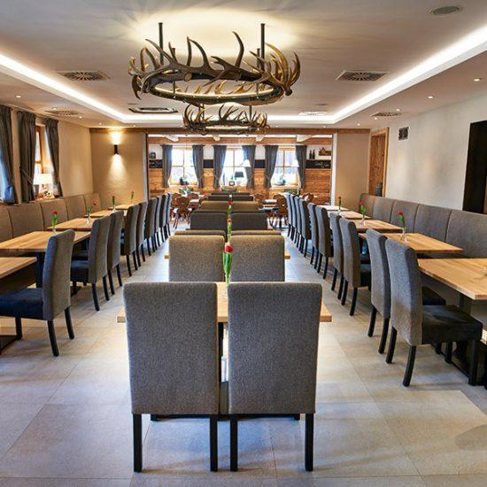 Gasthaus Zum Streiblwirt - Saal von Waldbauer Hotel- und Gastroeinrichtung