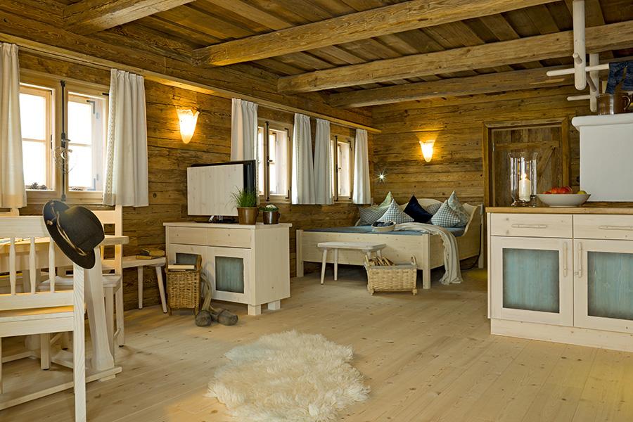bayerwaldresort h ttenhof luxus chalets von waldbauer. Black Bedroom Furniture Sets. Home Design Ideas