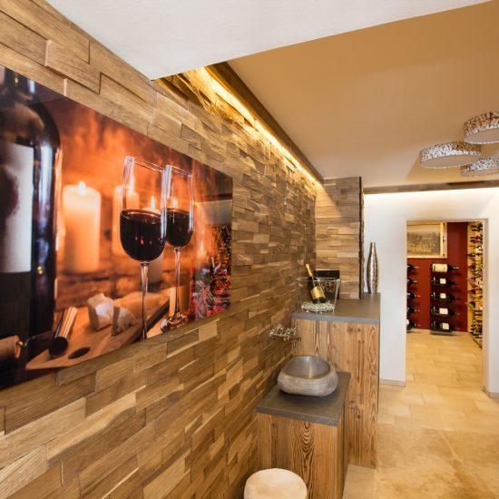 Privater Weinkeller - Waldbauer Hoteleinrichtungen und Gastroeinrichtungen (1 von 10)