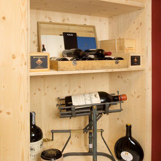 Privater Weinkeller - Waldbauer Hoteleinrichtungen und Gastroeinrichtungen (10 von 10)