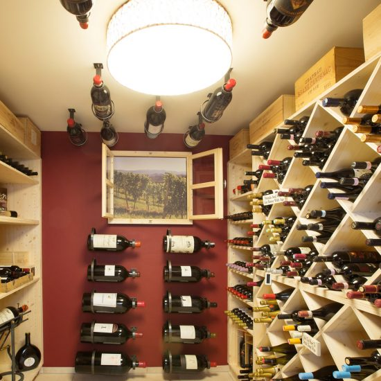 Privater Weinkeller - Waldbauer Hoteleinrichtungen und Gastroeinrichtungen (7 von 10)