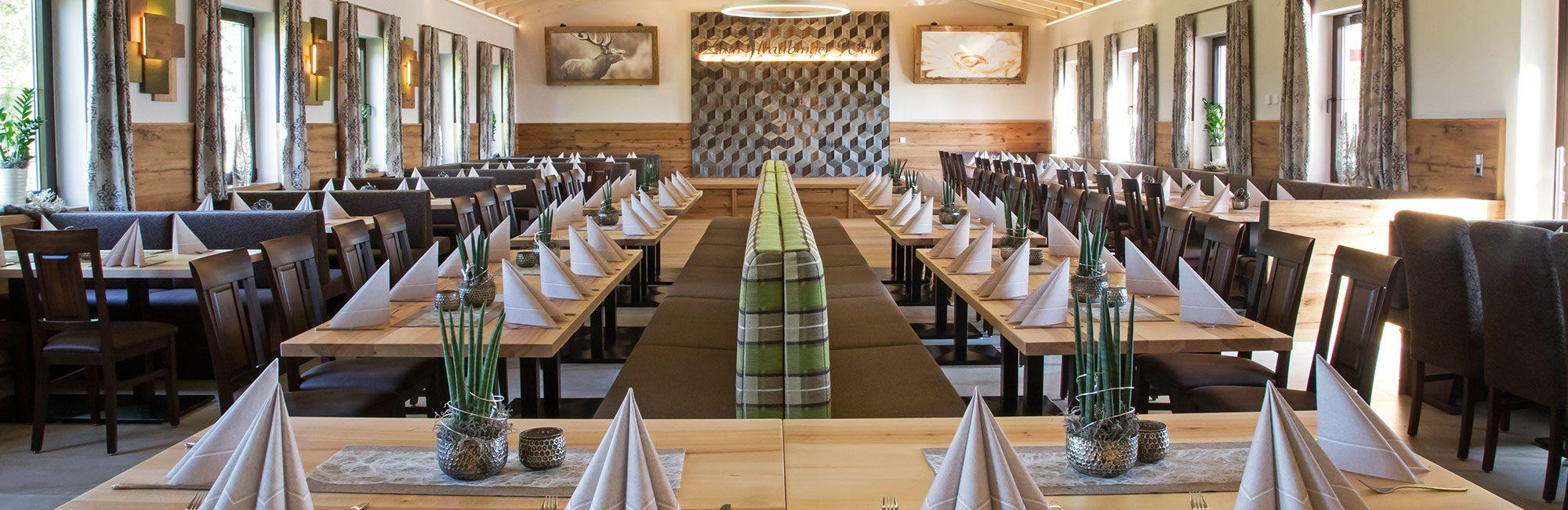 Dekoration Gasthaus Zum Straubinger Wirt | Waldbauer