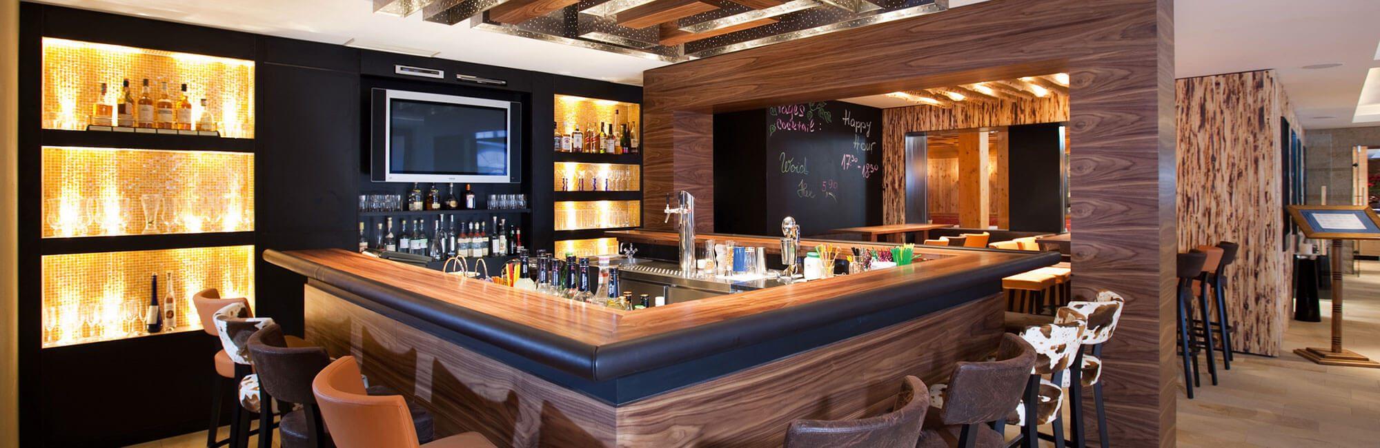 Theken von waTHEK für Hotellerie und Gastronomie