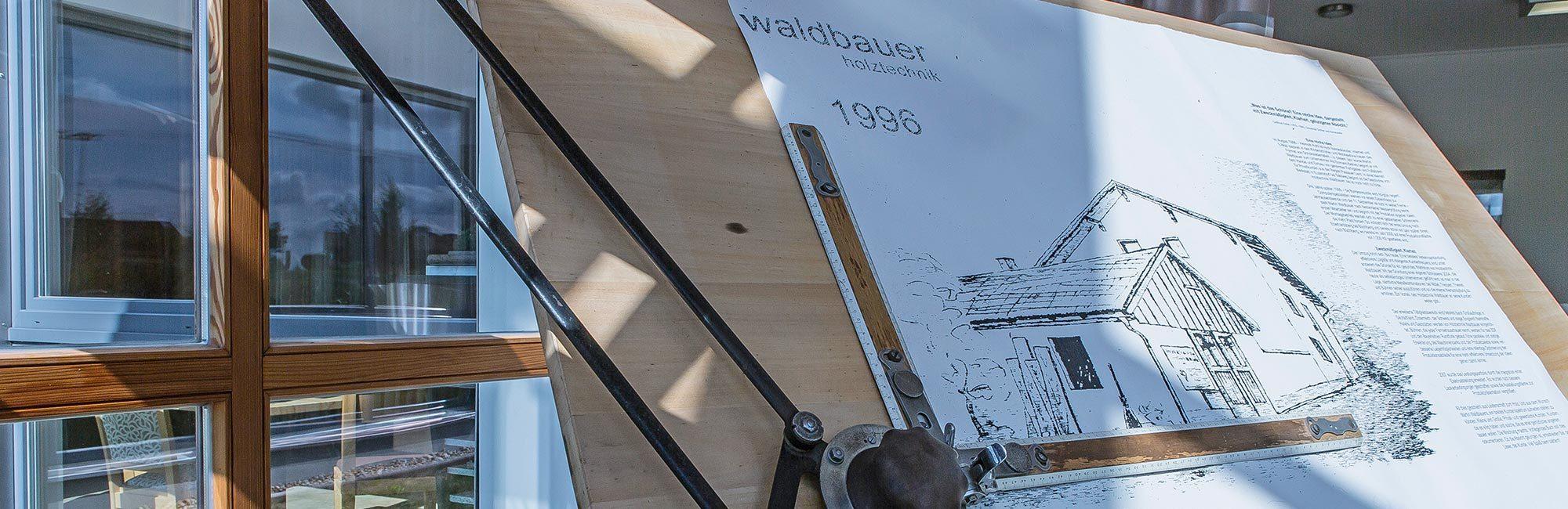 Firmengeschichte des Unternehmens Waldbauer | Hotel- und Gastroeinrichtungen