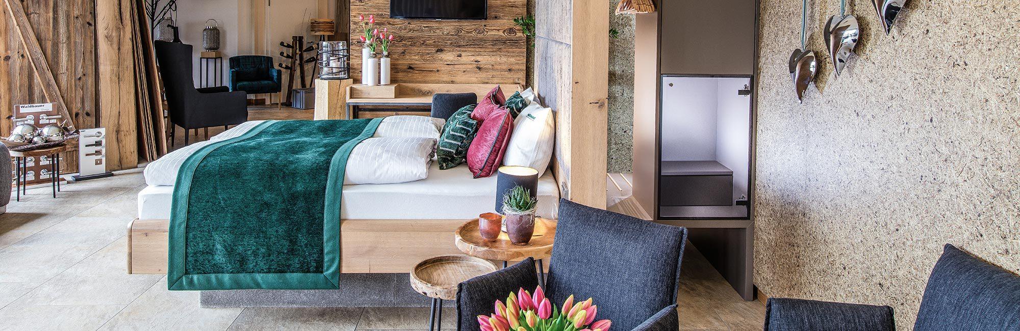 Hotelzimmer und Gästezimmer Silver Oak | Komplettzimmer von Waldbauer