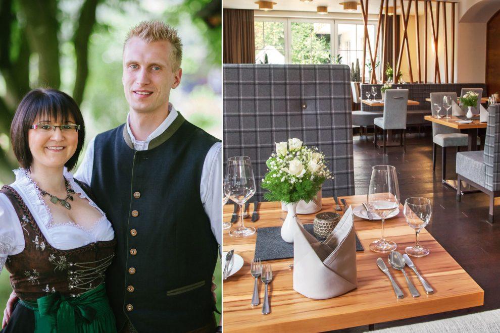 Waldbauer-Kundenstimme, Maria und Markus Reiner, Das Reiners