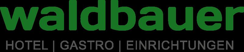 Logo Waldbauer Hoteleinrichtungen und Gastroeinrichtungen