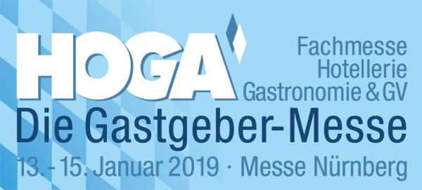 HOGA 2019 - Fachmesse für Hotellerie & Gastronomie