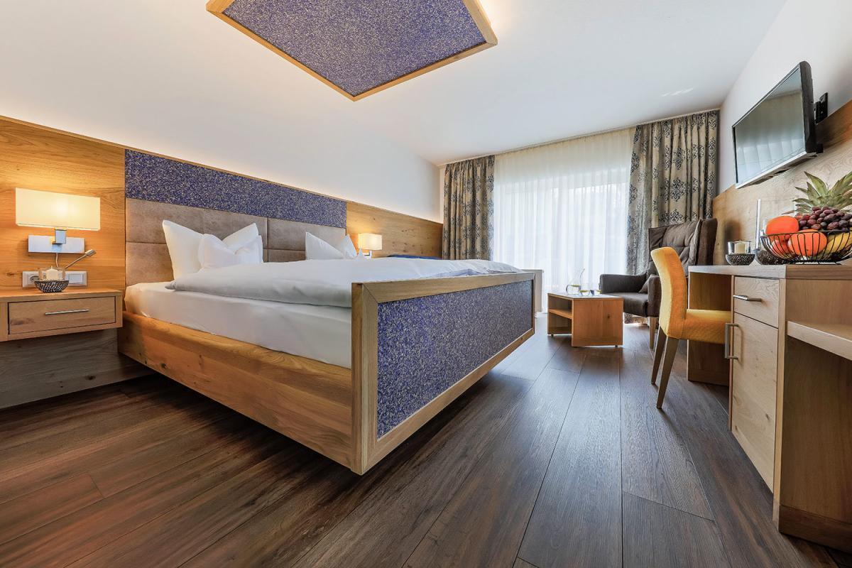Urlaubshotel Binder in Büchlberg | Hoteleinrichtung von Waldbauer