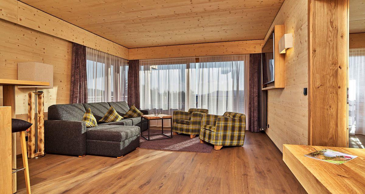 Hotel Riedlberg - Hotelzimmer und Suiten