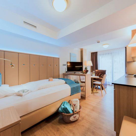 Thermalresort Köck Hotelzimmer | Einzelzimmer Superior