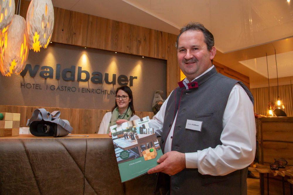 Alles für den Gast 2018 - Fachmesse für Hotellerie und Gastronomie in Salzburg - Waldbauer (2 von 16)