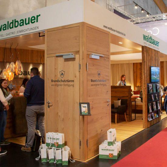 Alles für den Gast 2018 - Fachmesse für Hotellerie und Gastronomie in Salzburg - Waldbauer (3 von 16)