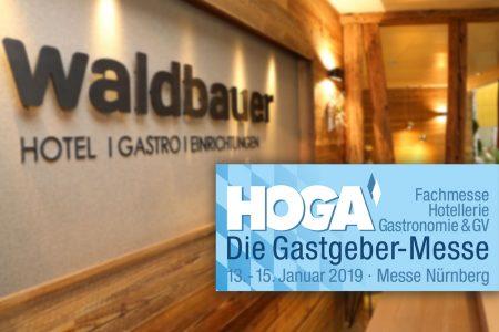 Hoga 2019 in Nürnberg | Waldbauer