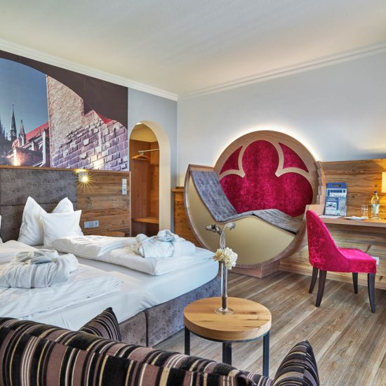 Hotel Lindenhof in Kellberg - Hoteleinrichtung von Waldbauer