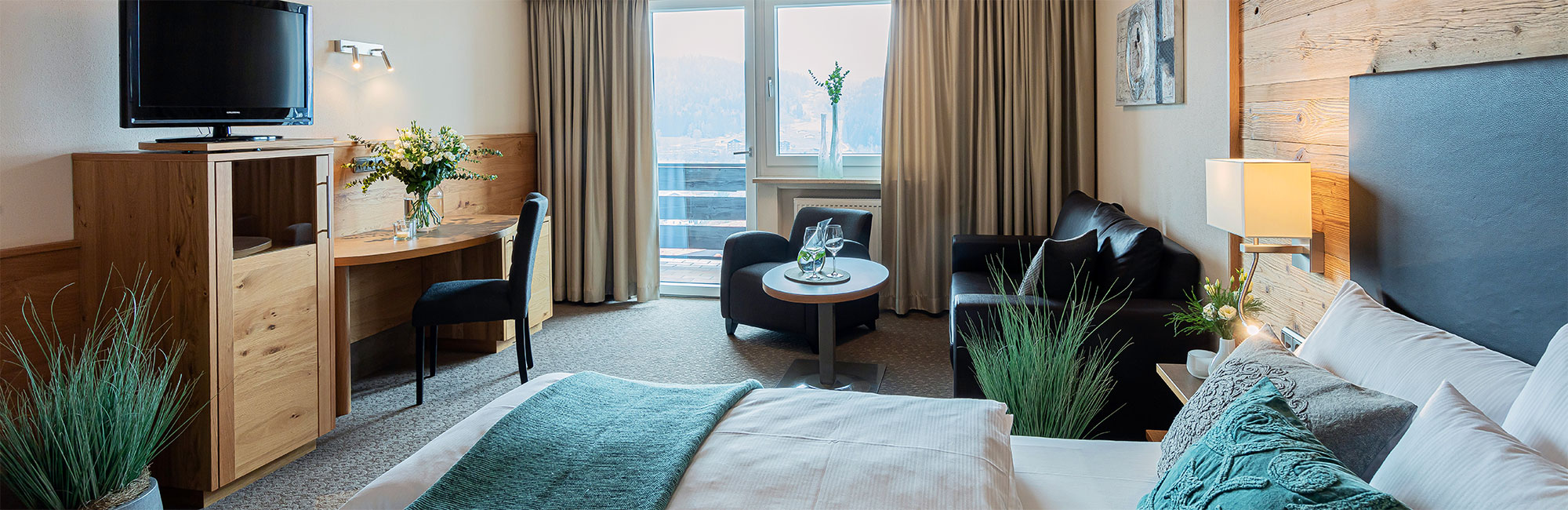 Hoteleinrichtung | Hotelzimmer Heimatglück