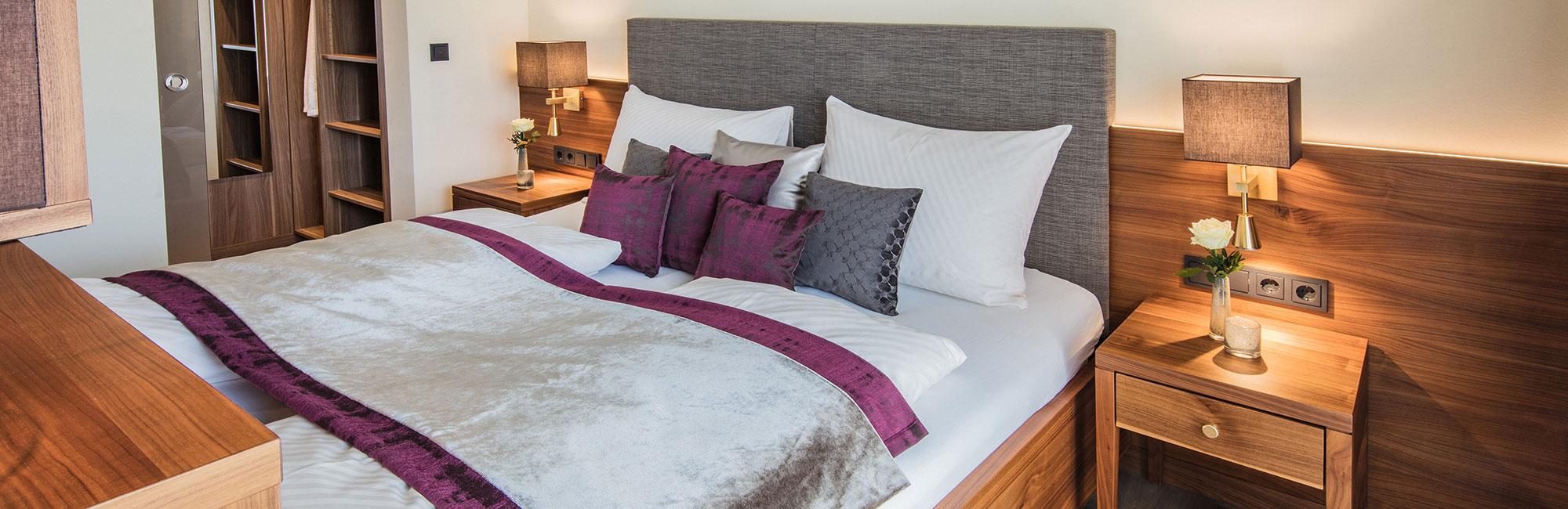 Hoteleinrichtung - Hotelzimmer Typ Residenz