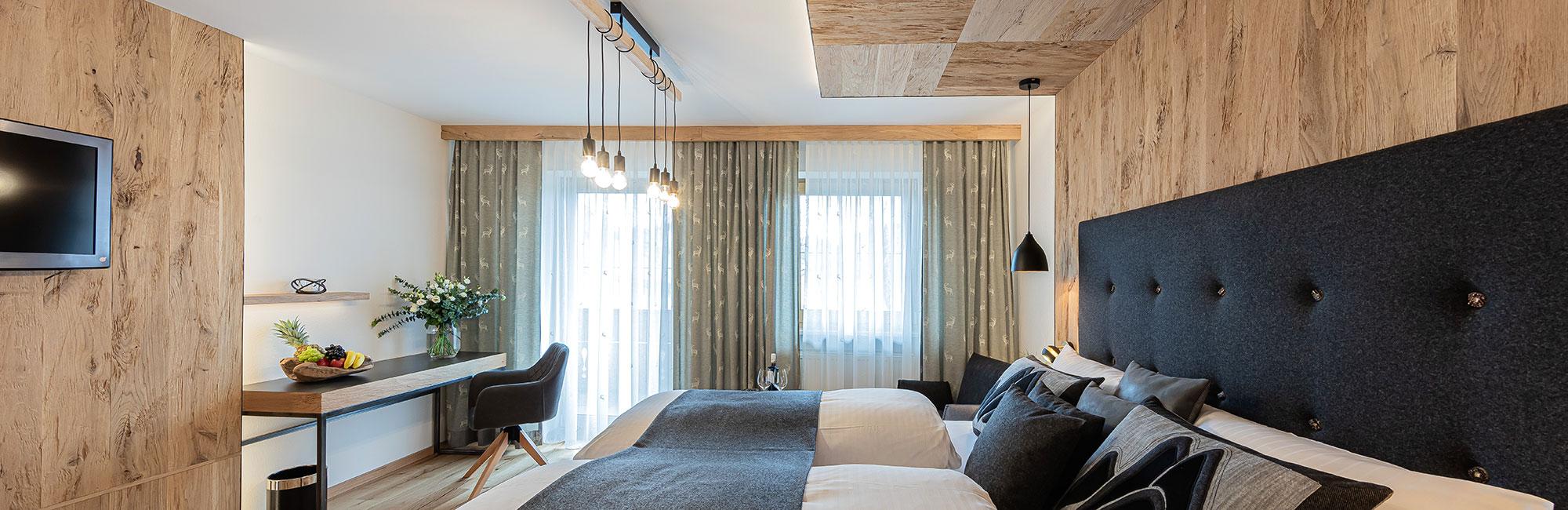 Hoteleinrichtung | Hotelzimmer Typ Sternentraum