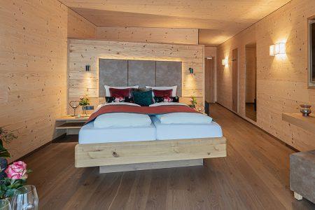 """Hotelzimmer Typ """"Almenherz"""" - Hoteleinrichtung"""