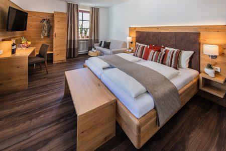 Hotelzimmer Typ Goldsteig - Hoteleinrichtung von Waldbauer