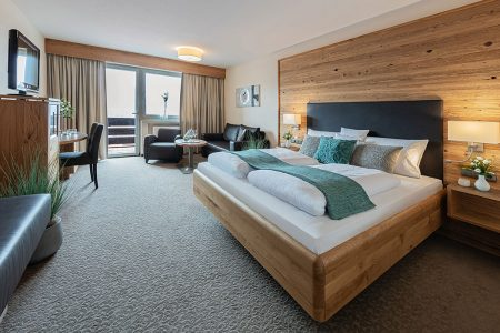 Hotelzimmer Typ Heimatglück - Hoteleinrichtung