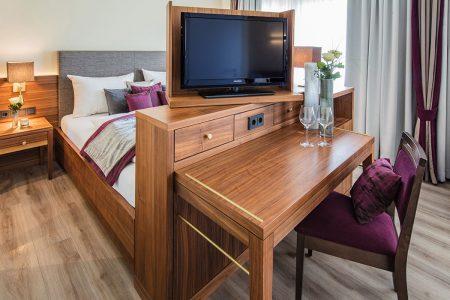 Hotelzimmer Typ Residenz | Hoteleinrichtung von Waldbauer