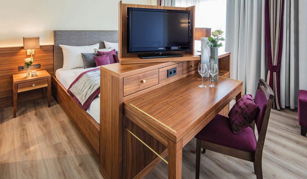 Hotelzimmer Typ Residenz   Hoteleinrichtung von Waldbauer