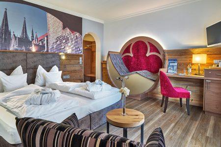 Individuelle Hotelzimmer im Hotel Lindenhof