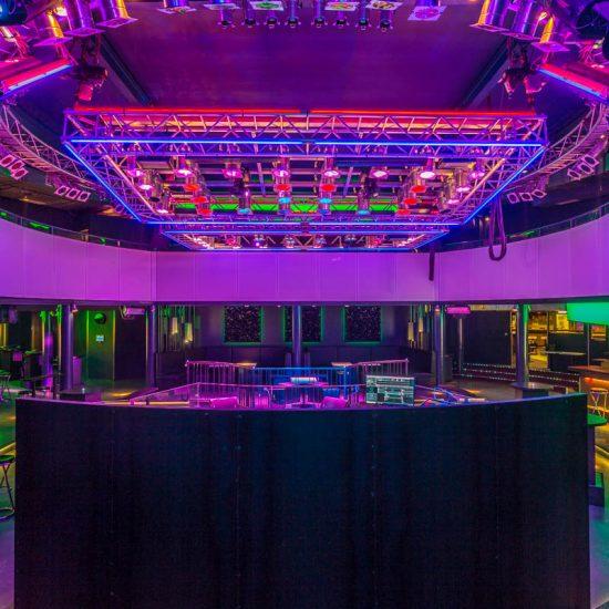 LOBO Nightclub Waldkirchen | Einrichtung 008