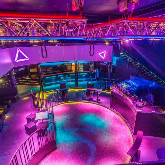 LOBO Nightclub Waldkirchen | Einrichtung 009