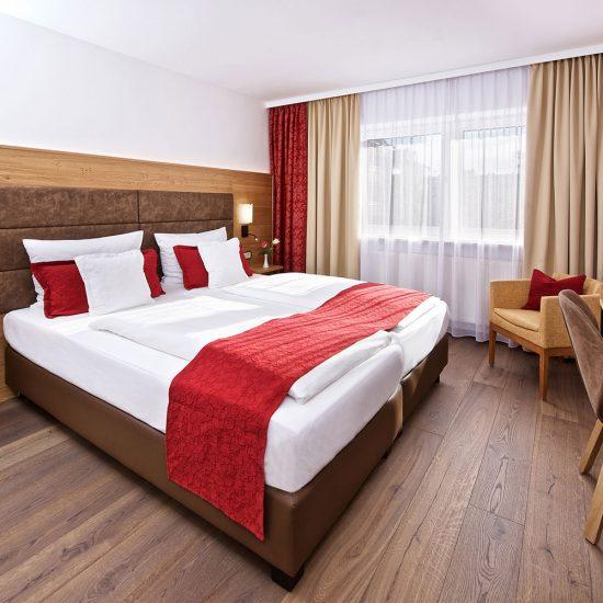 Park Hotel Laim in München | Hotelzimmereinrichtung